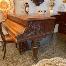 Instrumentos musicales: PIANOFORTE DE COLA. CIRCA 1860. Lote 207547402