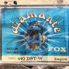 Instruments Musicaux: AGUJA TOCADISCOS FOX - 440 - DST- W - EMPIRE/DIAMANTE. Lote 238751820