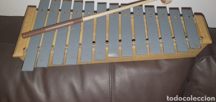 Instrumentos musicales: XILÓFONO CARILLÓN SOPRANO PERCUSIÓN DIATÓNICO MARCA HONSUY MADE IN SPAIN - Foto 3 - 238872845
