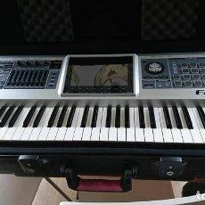 Instrumentos musicales: SINTETIZADOR ROLAND FANTOM-G6 + FUNDA DURA CON RUEDAS. Lote 239386150