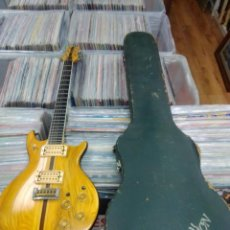 Instruments Musicaux: GUITARRA ELECTRICA DAION POWER MARK XX CON FUNDA RIGIDA. Lote 239466880