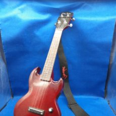 Instrumentos musicales: UKELELE ELÉCTRICO HARLEY BENTON. Lote 239550525