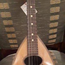 Instrumentos musicales: MANDOLINA ITALIANA SIGLO XIX.. Lote 239690840