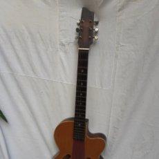 Instruments Musicaux: CURIOSA GUITARRA ACÚSTICA ESTRUCH. Lote 239706680