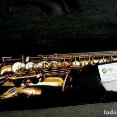 Instrumentos musicales: SAXO ALTO PROFESIONAL SELMER 80 SUPERACTION II.TOTALMENTE REVISADO.. Lote 239813435
