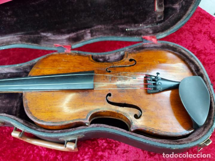 ANTIGUO VIOLIN (Música - Instrumentos Musicales - Cuerda Antiguos)