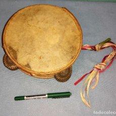 Instrumentos musicales: ANTIGUA PANDERETA EN BUEN ESTADO DE CONSERVACION. Lote 240471645