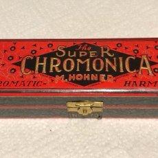 Instrumentos musicales: MAGNIFICA HARMONICA HOHNER, PRÁCTICAMENTE NUEVA. Lote 240714870