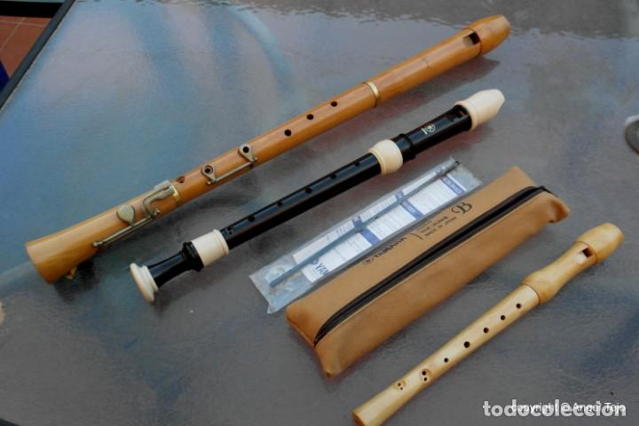 Instrumentos musicales: Flauta alto Yamaha. NUEVA, con funda - Foto 2 - 240852280