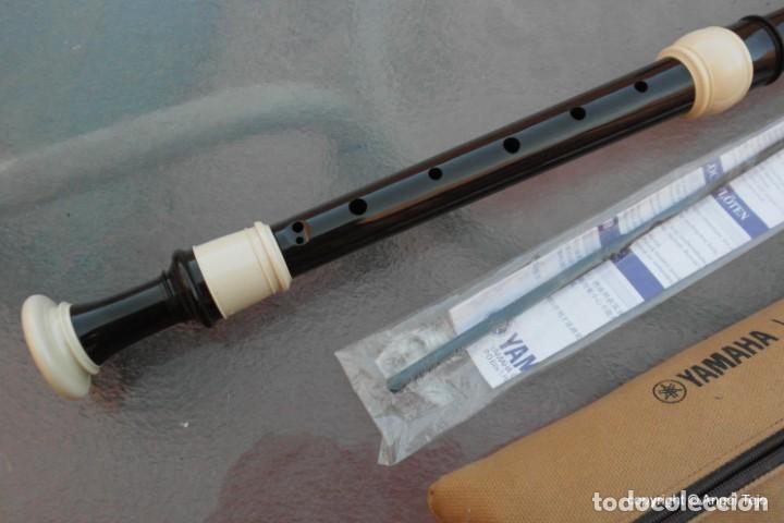 Instrumentos musicales: Flauta alto Yamaha. NUEVA, con funda - Foto 4 - 240852280