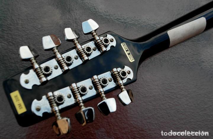Instrumentos musicales: Mandolina electro-acústica Samick. Greg Bennet. - Foto 11 - 241718345