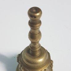 Instrumentos musicales: CAMPANILLA DE BRONCE. Lote 241814970