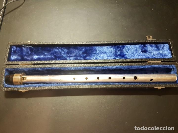 Instrumentos musicales: flauta de pico Soprano HOPF SILBERTON - Foto 6 - 242494830