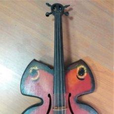 Instrumentos musicales: VIOLÍN DE LUTHIER. PIEZA ÚNICA DE COLECCIÓN. SONIDO ÓPTIMO. Lote 243115210