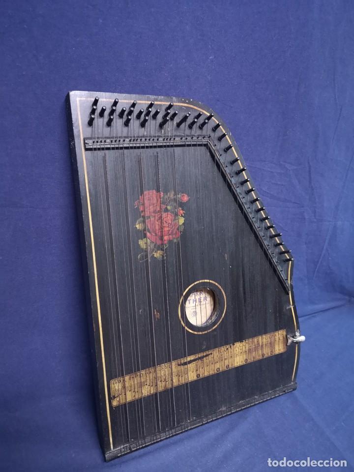 Instrumentos musicales: CITARA ALEMANA - Foto 2 - 243344650