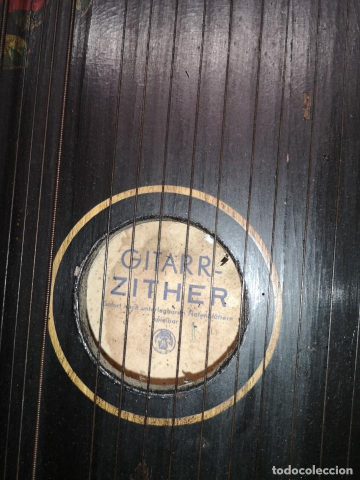 Instrumentos musicales: CITARA ALEMANA - Foto 6 - 243344650