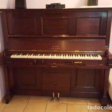 Instrumentos musicales: FANTÁSTICA PIANOLA STECK EN VENTA. Lote 243440600