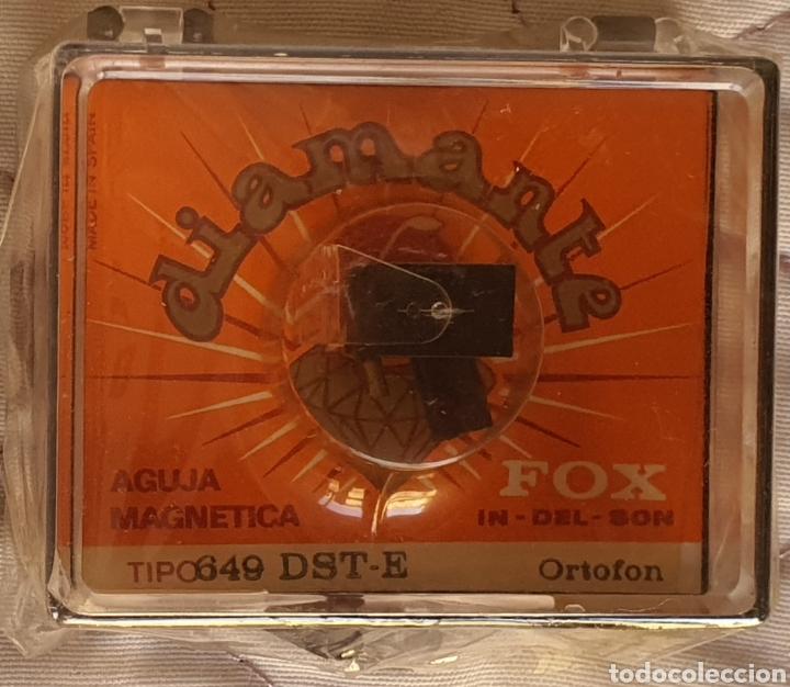 AGUJA TOCADISCOS ORTOFON - 649 - DST-W/DIAMANTE (Música - Instrumentos Musicales - Accesorios)