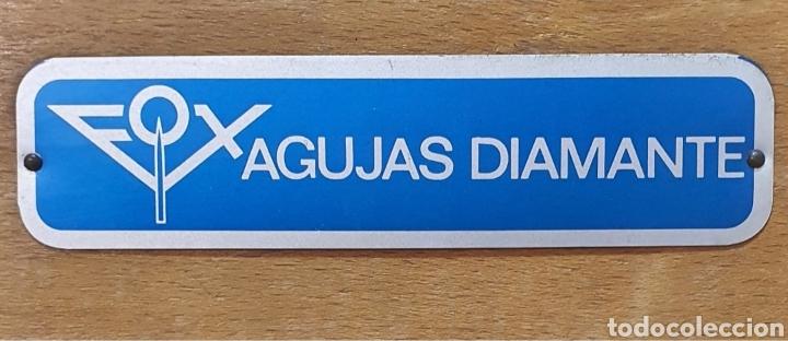 Instrumentos musicales: AGUJAS TOCADISCOS FOX - SHURE 483 - DST - W/DIAMANTE - Foto 4 - 243669505