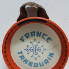 Instrumentos Musicais: TAMBOR DE.MANO LOUJOC ,FRANCIA ,. Lote 243672390