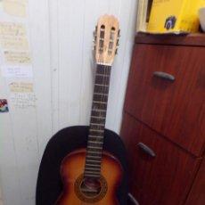 Instrumentos musicales: GUITARRA ESPAÑOLA MARCA RITMO MODELO T-1 ESPAÑA AÑOS 70. Lote 244644970