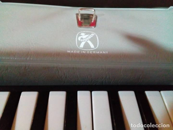 Instrumentos musicales: Melódica Alemana con boquilla marca Hohner - Foto 2 - 244692615