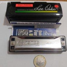 Instrumentos musicales: ARMONICA LEE OSCAR. Lote 244839835