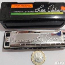 Instrumentos musicales: ARMONICA LEE OSCAR. Lote 244840070