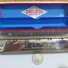 Instrumentos musicales: ARMONICA HOHNER PRECIOSA. Lote 244840600