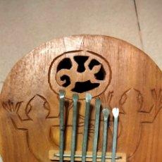 Instrumentos musicales: INSTRUMENTO MUSICAL DE MADERA. Lote 244910315