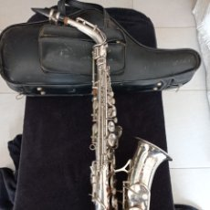 Instrumentos Musicais: SAXOFON ARTA GUBAN. Lote 244915055