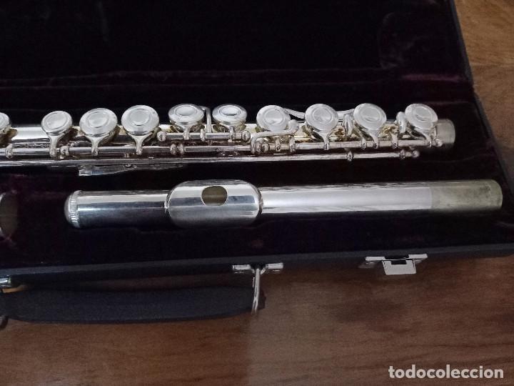 Instrumentos musicales: FLAUTA TRAVESERA.LLAVES.MALETIN.MUSICA.INSTRUMENTO.VIENTO - Foto 3 - 244922095