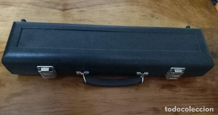 Instrumentos musicales: FLAUTA TRAVESERA.LLAVES.MALETIN.MUSICA.INSTRUMENTO.VIENTO - Foto 5 - 244922095