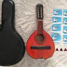 Instrumentos musicales: MAGNÍFICA BANDURRIA FINALES SIGLO XX. Lote 244970250