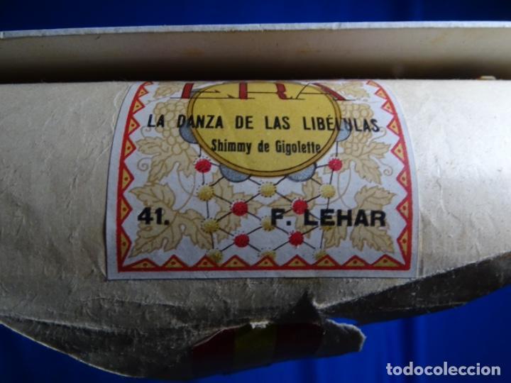 Instrumentos musicales: LA DANZA DE LAS LIBÉLULAS. GUIGOLETTE. F. LEHAR. 41. - Foto 2 - 245018490