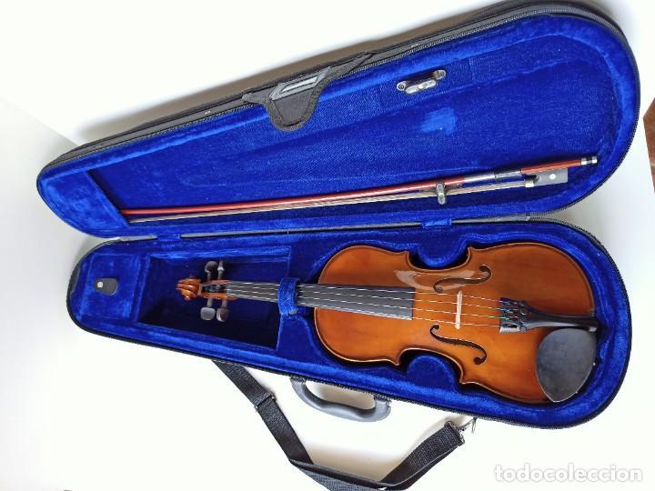 Instrumentos musicales: Violín 1/2 Hans Joseph Hauer - Foto 2 - 245106000