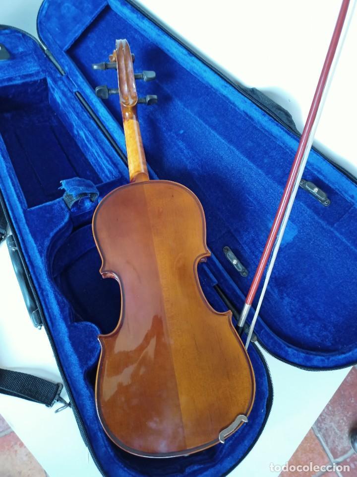 Instrumentos musicales: Violín 1/2 Hans Joseph Hauer - Foto 3 - 245106000