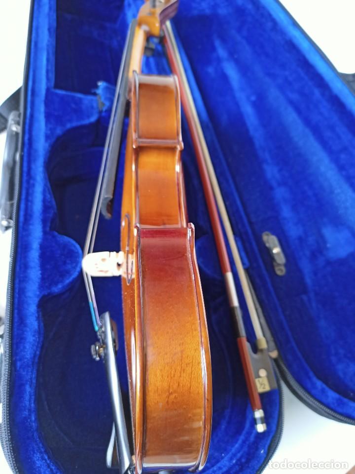 Instrumentos musicales: Violín 1/2 Hans Joseph Hauer - Foto 4 - 245106000