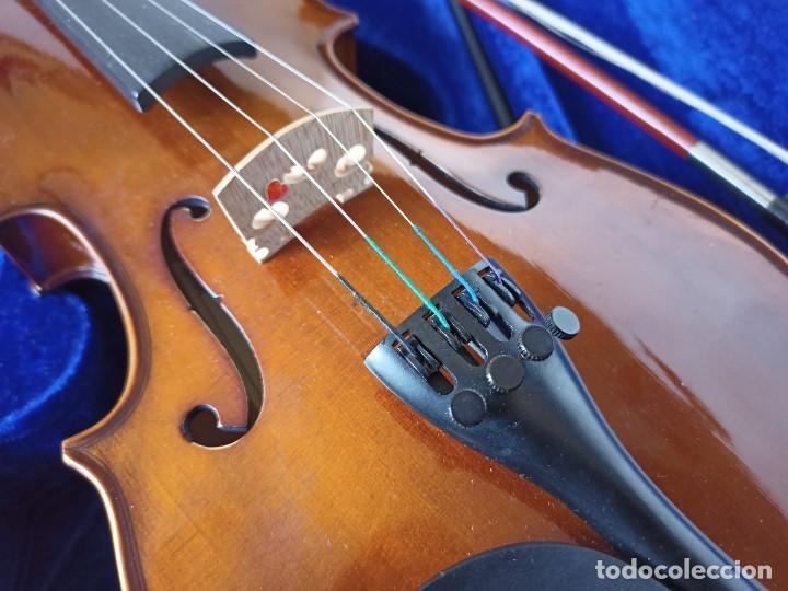 Instrumentos musicales: Violín 1/2 Hans Joseph Hauer - Foto 6 - 245106000