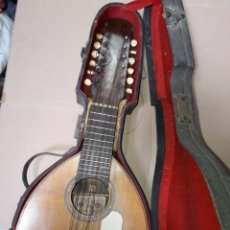 Instrumentos musicales: ANTIGUA BANDURRIA JAIME RIBOT. Lote 245114030