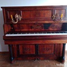 Instrumentos musicales: PIANO HISTÓRICO MONTANO. Lote 245287015