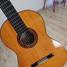 Instrumentos musicales: GUITARRA RICARDO SANCHÍS CARPIO OLD GUITAR. Lote 245367140