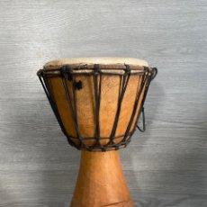 Instrumentos musicales: TAMBOR JEMBE. Lote 245448970