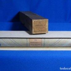 Instrumentos musicales: ROLLO DE PIANOLA. SINFONIA 5. BEETHOVEN.. Lote 245723110