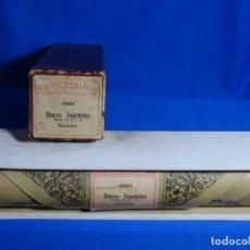 Instrumentos musicales: ROLLO DE PIANOLA. DANZAS ESPAÑOLAS. GRANADOS.. Lote 245729925