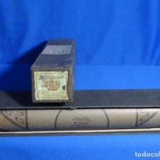 Instrumentos musicales: ROLLO DE PIANOLA. PRELUDES. DEBUSSY.. Lote 245730155
