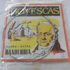 Instrumentos musicales: CUERDA DE BANDURRIA ACERO-EXTRA. Lote 245732045