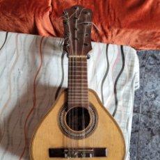Instrumentos musicales: BANDURRIA ANDRÉS MARIN. Lote 246069790