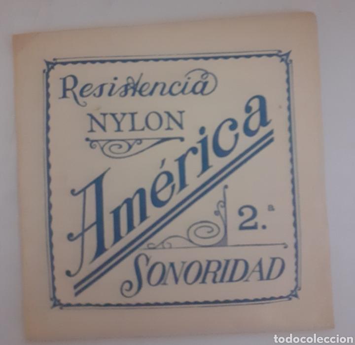 CUERDA DE GUITARRA AMERICANA NYLON 2 (Música - Instrumentos Musicales - Cuerda Antiguos)