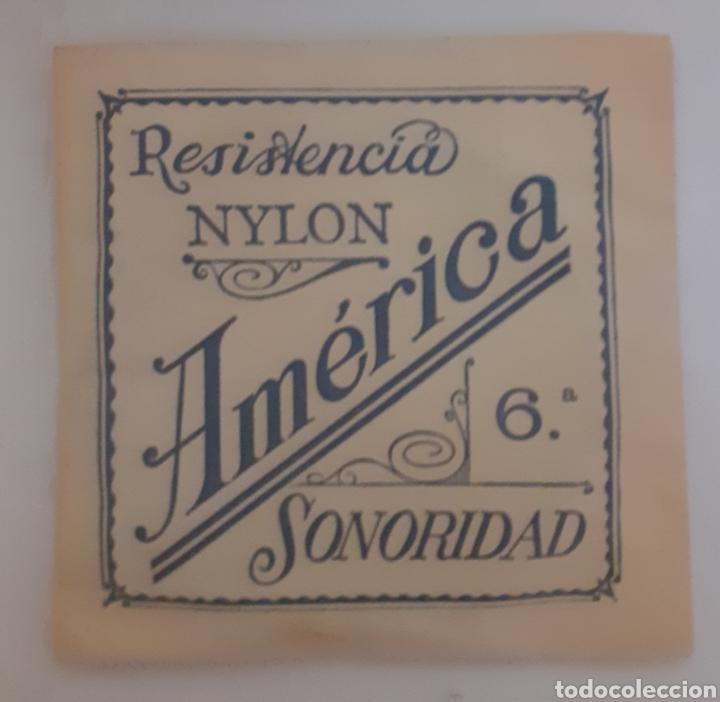 CUERDA DE GUITARRA AMERICANA NYLON 6 (Música - Instrumentos Musicales - Cuerda Antiguos)